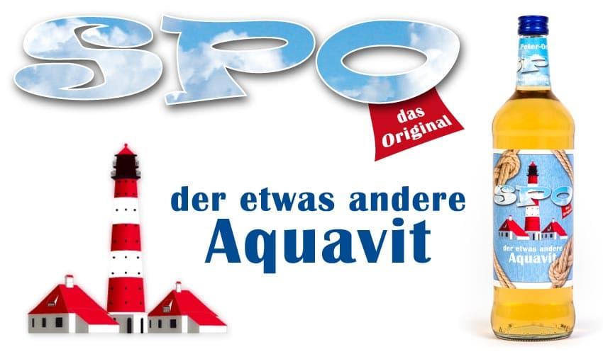 SPO Aquavit – neuer Look, bewährter Geschmack!